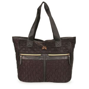 Bolsa Shopping Bag Kika Sport - Preto