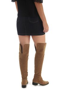 Bota Over The Knee Feminina Lara - Caramelo