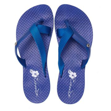 Chinelo Feminino Kenner Lips Wings Mix Mono - Azul