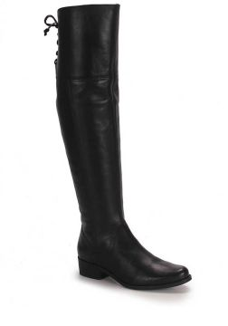 a91ad006a Bota Over The Knee Feminina Bottero - Preto (Calçados - Bota ...