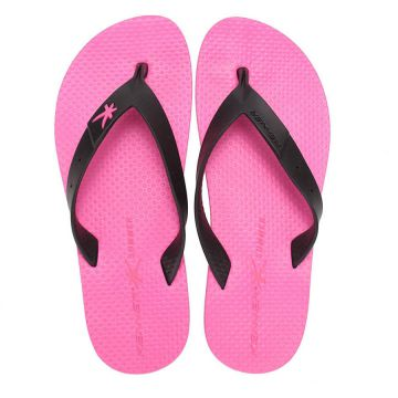 Chinelo Kenner Summer Black - Rosa