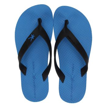 Chinelo Kenner Summer Black - Pto/Azu