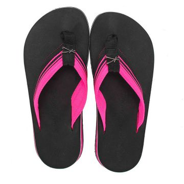Chinelo Kenner Nk5 Amp Reactor Stripes - Pto/Rosa