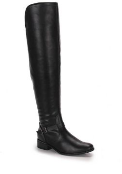 Bota Over The Knee Feminina Ramarim - Preto
