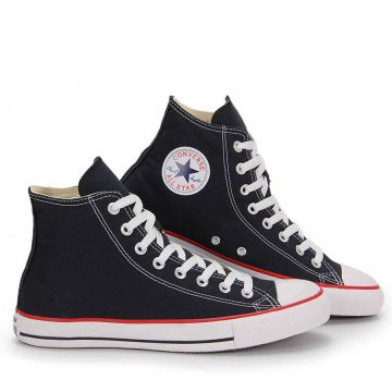 Tênis Casual Converse All Star As Core Hi New - Pto/Vrm