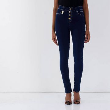 Calça Jeans Hot Pants Feminina Max Denim