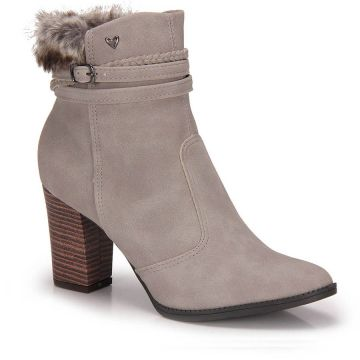Ankle Boots Mississipi - Cinza