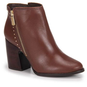 Ankle Boots Bottero Tachas - Cafe