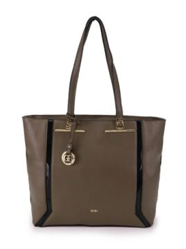 Bolsa Shopping Bag Gash Taupe