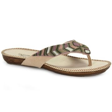 Tamanco Birken Bottero New Bege
