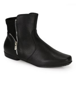 Ankle Boots Mooncity Preto