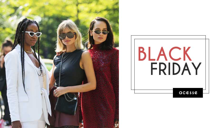Black Friday 2019 no Paraíso Feminino!